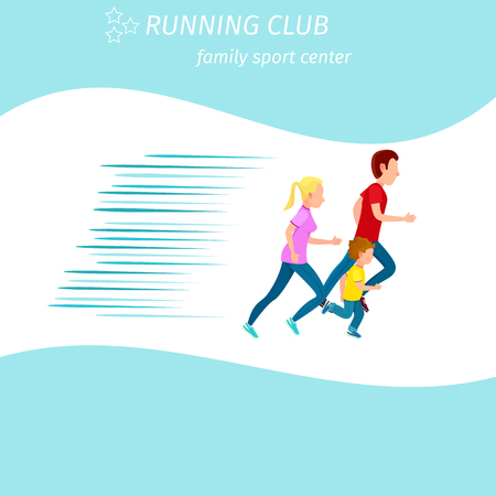 Family Sports Center Running Club Health Program