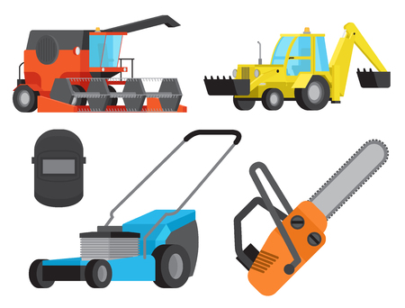 Concept of Equipment and Heavy Transport