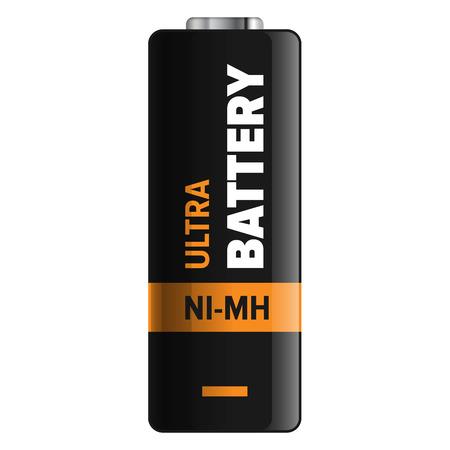 울트라 니켈 메탈 하이드 라이드 타입 강력한 배터리