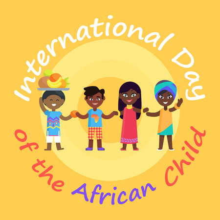 International day of African Child Advertisement