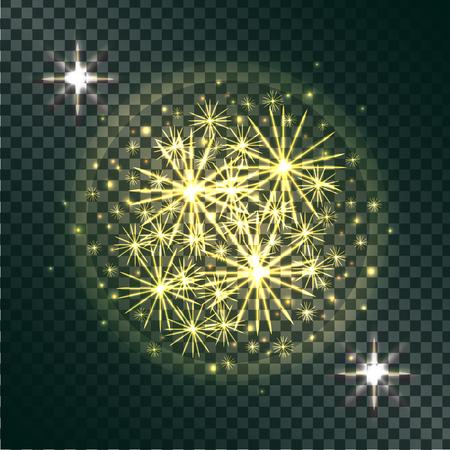 불타는 불꽃의 빛 효과가 투명하게 나타남 스톡 콘텐츠 - 87289178