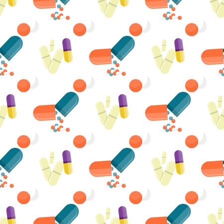 シームレス パターン医薬品、錠剤、カプセル
