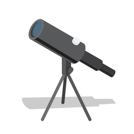 Telescope Optical Instrument Helps in Observation
