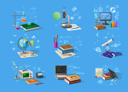 Science and Technology Research Equipment Set
