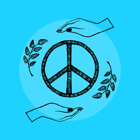 International peace day picture.