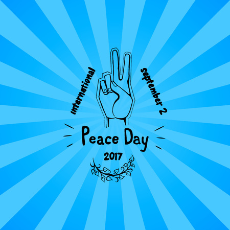 International Peace Day Poster 21 September 2017