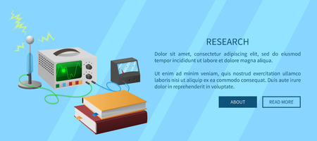 Research Web Page Electronics Studies Equipment