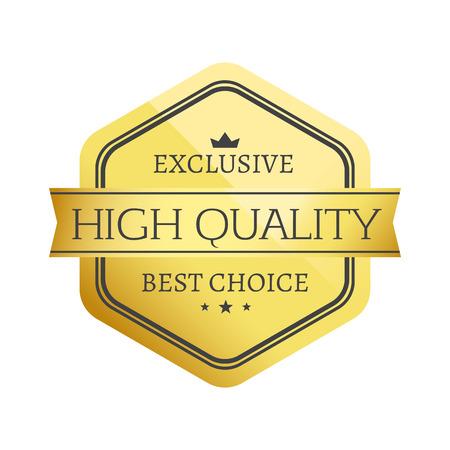 Exclusieve hoge kwaliteit beste vectorillustratie Stock Illustratie