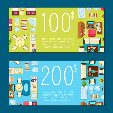 Carte de visite de concepteur sur l'illustration vectorielle Banque d'images - 90604264
