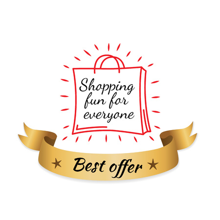 Shopping Fun for Everyone Best Offer Gold Label