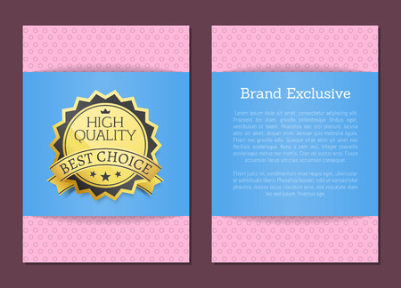 Brand Exclusive High Quality Award Best Choice
