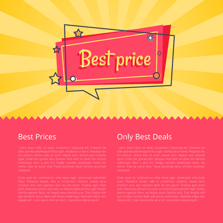 Best Prices Only Best Deals Special Offer Sale