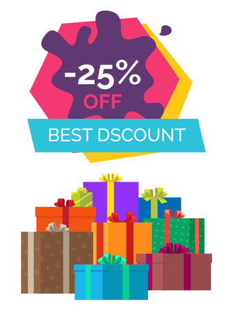 -25 Off Best Discount Exclusive Sale Poster Gifts Illustration