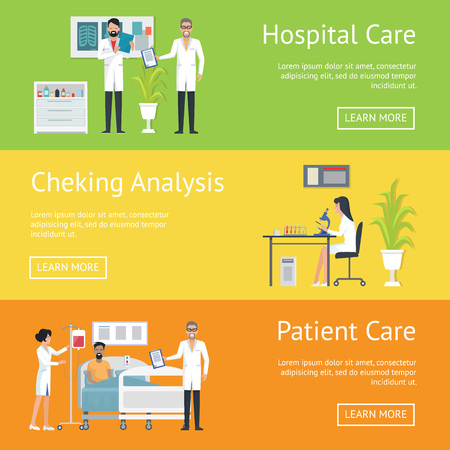 Hospital Care after Patient and Checking Analysis