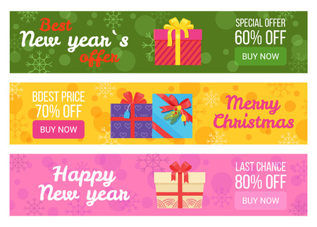 Colorful Set of Sale Banners Best Price Buy Now Stock Vector - 91308616
