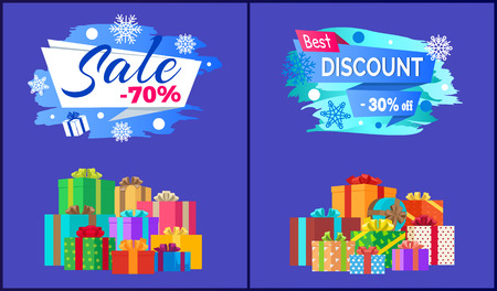 Final Sale Best Discount - 30 Off Pile of Presents