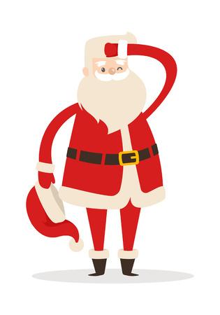 산타 클로스 아이콘입니다.