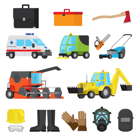 Working Equipment, Protective Accessory, Transport