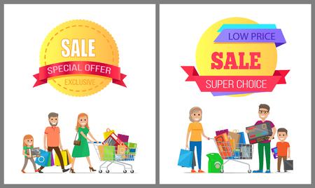 Exclusieve verkoop Speciale aanbieding Goedkope Super Family