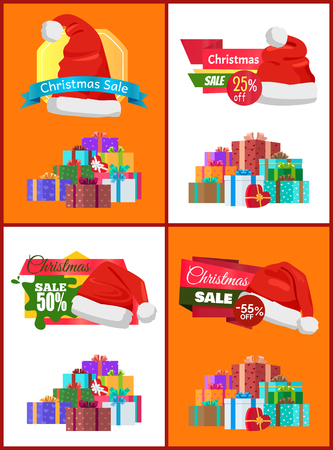 Big Winter Holiday Discount for Christmas Posters