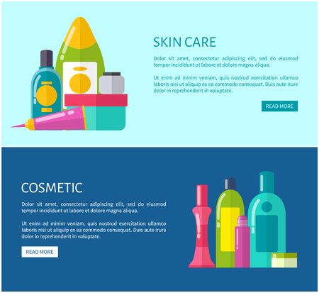 Skincare Cosmetics of High Quality Online Promo