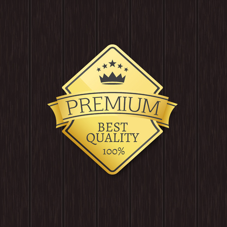 Best Quality 100 Golden Label Premium Choice