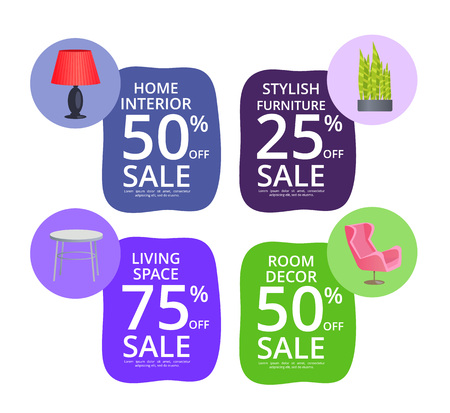 Sale for Stylish Furniture and Room Decor Elements