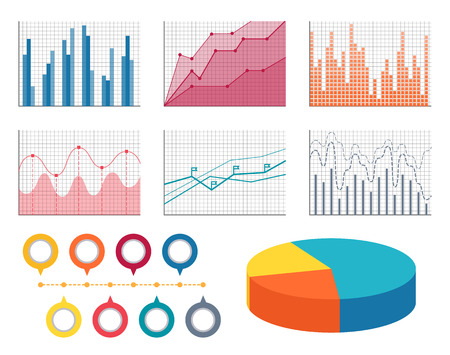 Bright Graphics for All Types of Information Set
