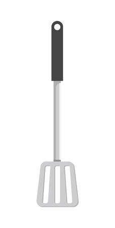 Spatula Kitchenware Object Vector Illustration