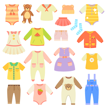 Stylish Baby Clothes Collection for Boys and Girls