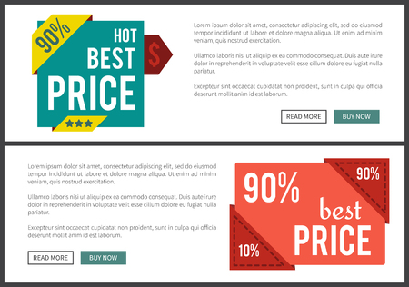 Hot Best Price Set of Internet Vector Illustration