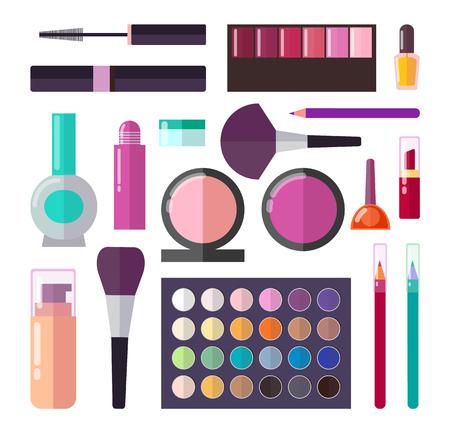 Professional Luxurious Decorative Cosmetics Set