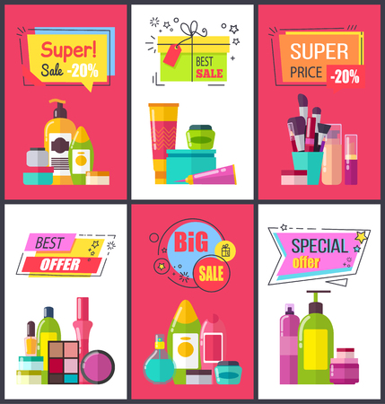 Super Sale and Best Price Vector Illustration 일러스트