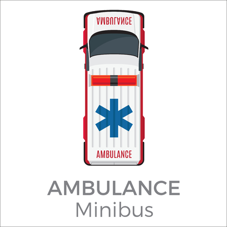 Ambulance Minibus Car Means of Transportation