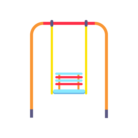 Picture of Ordinary Swing for Children to Have Fun