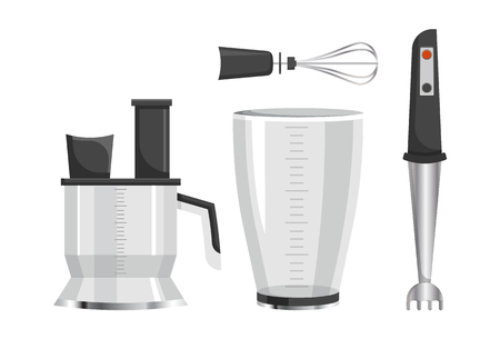 Modern Electric Kitchen Appliances for Cooking