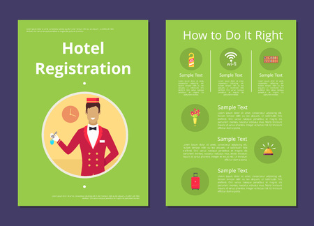 How to Do Right Hotel Registration Instruction