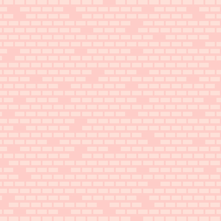 Brick Wall Pink Background Wallpaper Design Vector