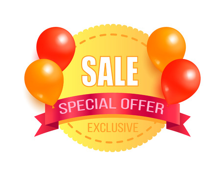 Exclusive Offer Special Price Super Balloon Label