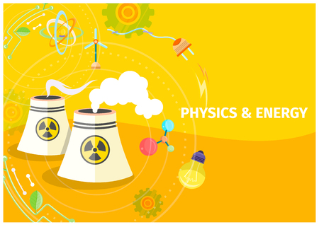 Physics and Energy Template with Chemical Barrels