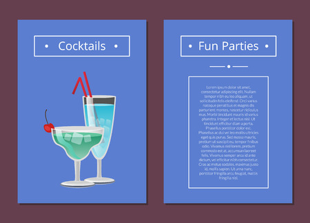 Cocktail Fun Parties Classic Summer Alcohol Drinks