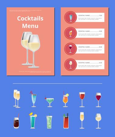 Cocktail Party Menu List Cocktail Price Ingredient