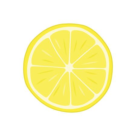Juicy Orange Round Slice as Ingredient for Detox
