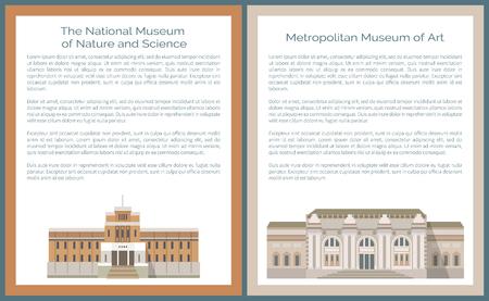National Museum of Nature Science, Metropolitan Art