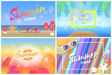 Summer Mood Hot Summer Days Hello Summertime 2018