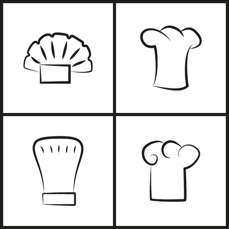 Ensemble de casquettes Kitchener, articles de chapellerie pour Baker Cook