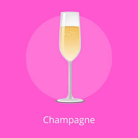 Champagne Classical Luxury Alcohol Drink Glassware Foto de archivo - 109441802