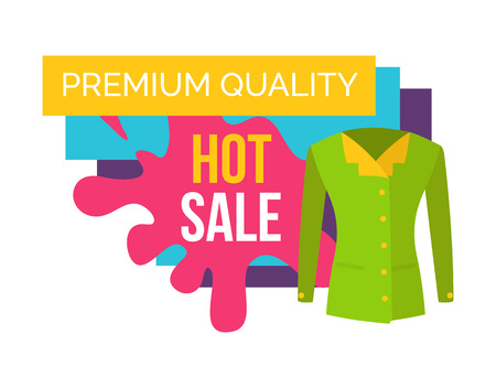 Hot Sale on Products of Premium Quality Logotype