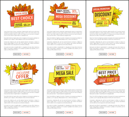 Autumn Season Discounts on Thanksgiving Vector