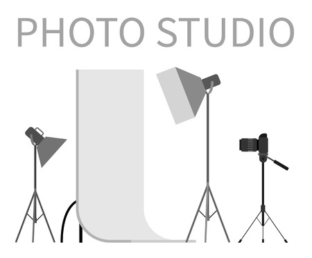 Photo Studio Professional Light Focusing Spotlight